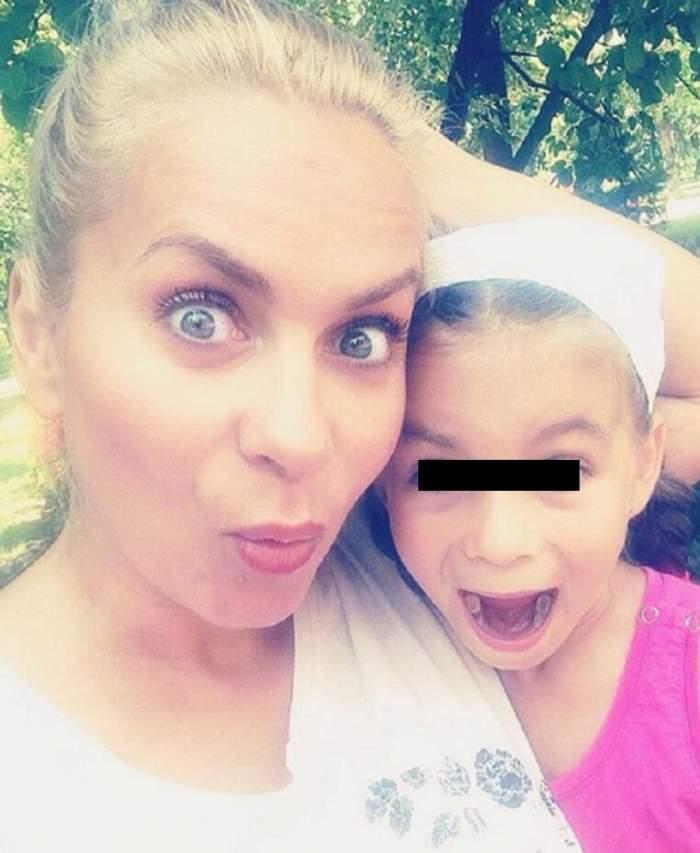 FOTO / Răsfăţ ca între fete! Paula Chirilă a dus-o pe Carla la masaj! Aşa a fost surprinsă micuţa