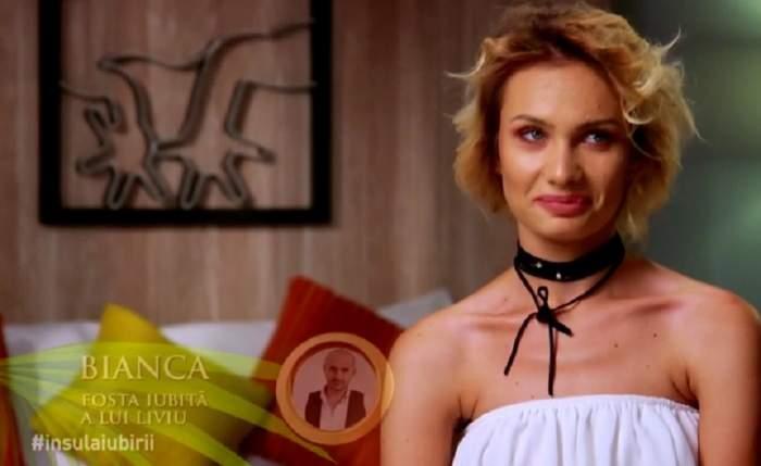 """VIDEO / Singurul REGRET al Biancăi de la """"Insula Iubirii"""" după ce s-a culcat cu Sorin! A spus-o cu zâmbetul pe buze"""
