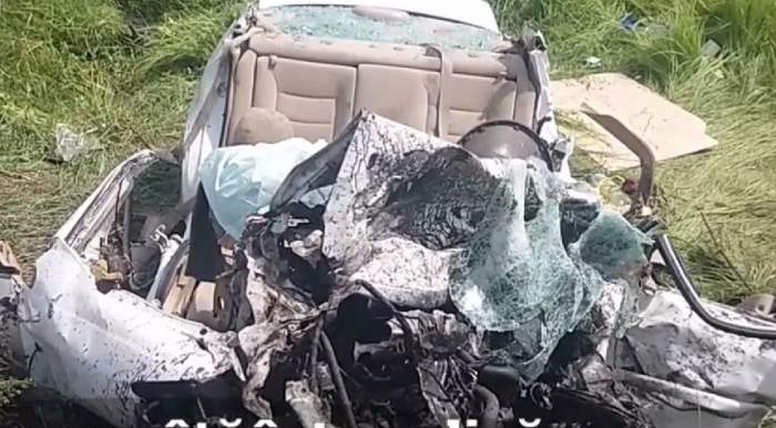 VIDEO / Două familii, distruse într-o clipă! Surorile şi copiii lor au murit într-un accident violent