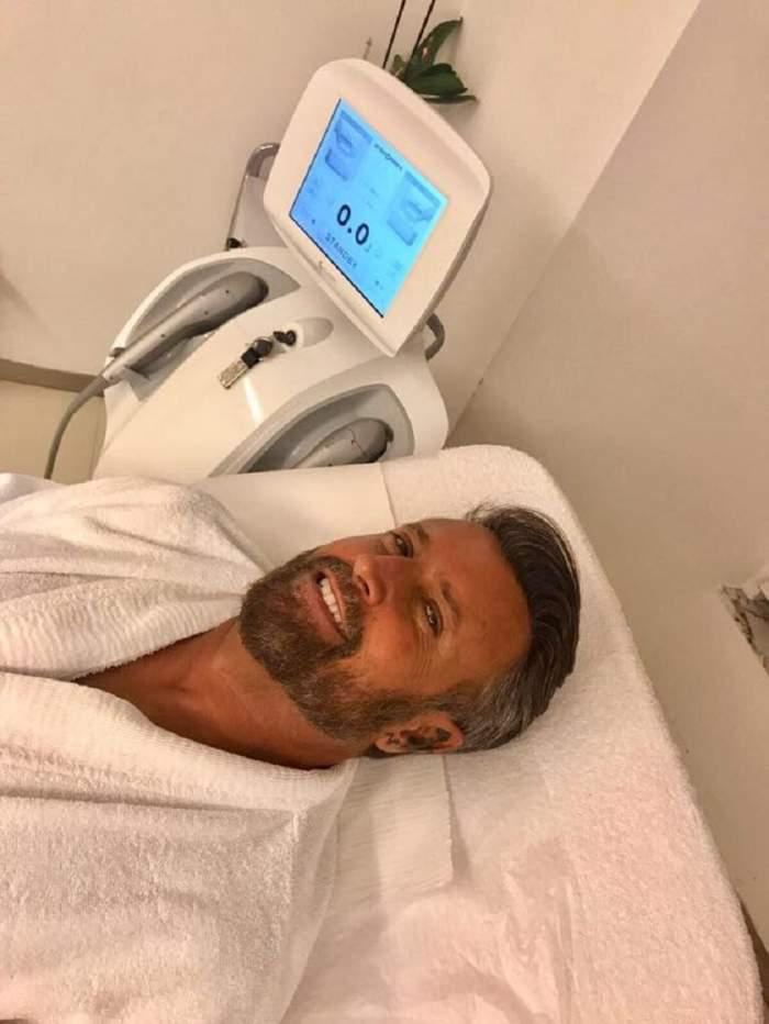 VIDEO / Cătălin Botezatu este total schimbat după tratamentele faciale! Ce mai are de gând să facă