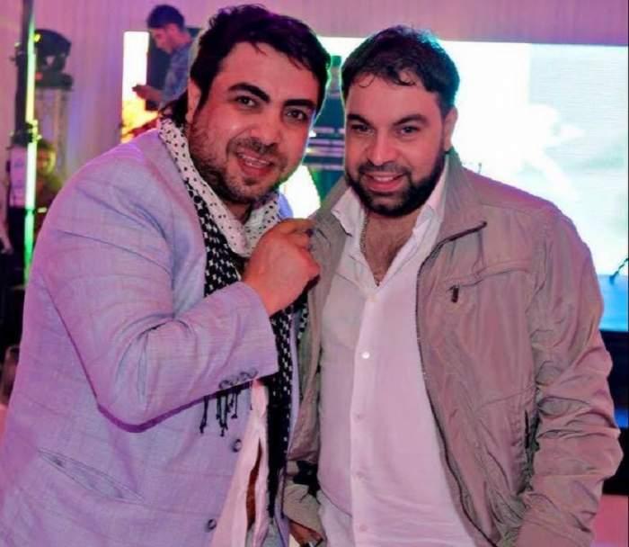 """FOTO / Prima imagine cu Florin Salam după ce a ajuns de urgenţă la spital! """"Vă pupăm"""""""