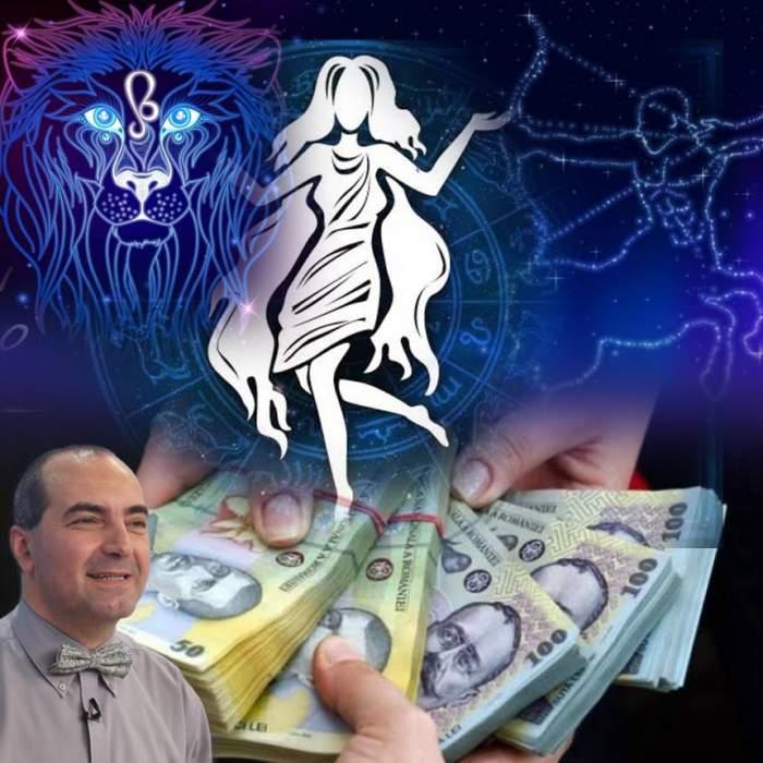 Remus Ionescu a făcut horoscopul lunii august. Leii, Fecioarele şi Săgetătorii vor avea buzunarele pline cu bani