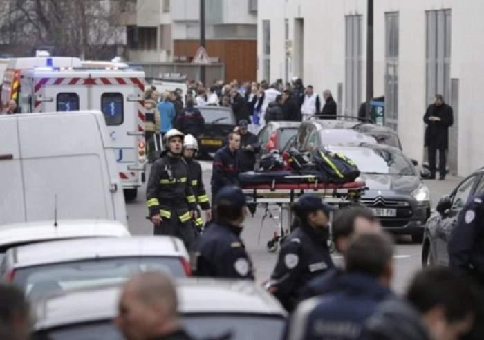 Focuri de armă în faţa unui tribunal din Moscova! Patru persoane au murit