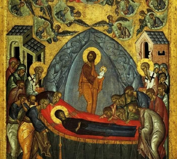 """Să nu spui """"La mulţi ani"""" pe 15 august celor care poartă numele Sfintei Maria. E mare păcat!"""