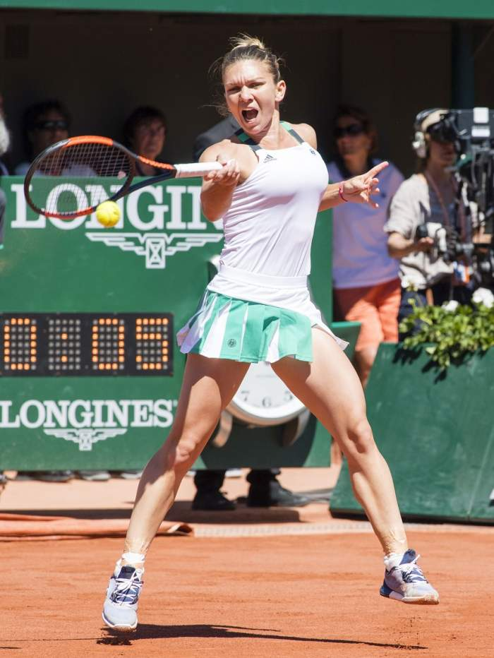 Simona Halep şi-a umilit adversara şi s-a calificat în sferturile de finală ale turneului WTA de la Toronto