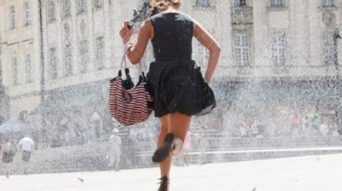 UPDATE: Pe timp de CANICULĂ, meteorologii au emis o alertă de COD PORTOCALIU de VIJELII în weekend! Vezi zonele vizate