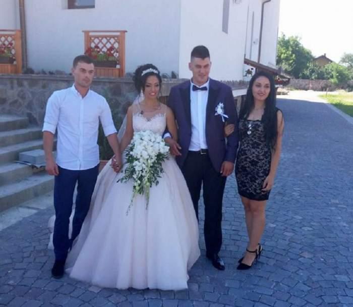 VIDEO / Ray, fost concurent de la MPFM, sfătuit chiar în ziua nunţii cum să-şi înşele soţia! Tina a fost de faţă