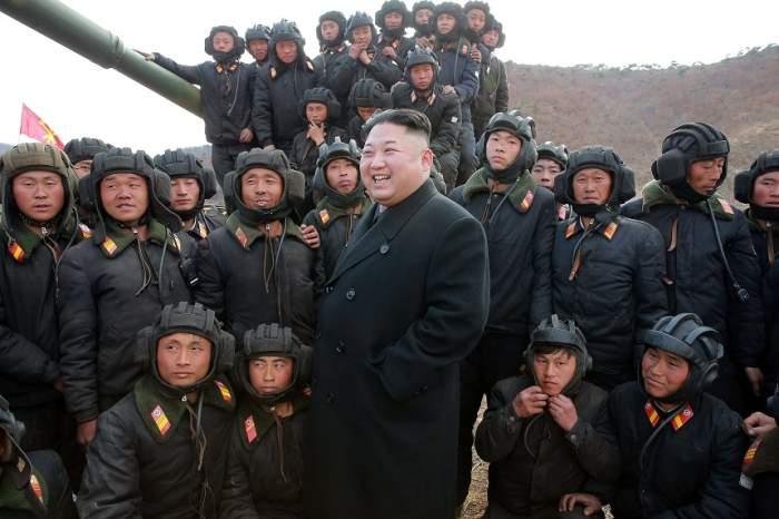 Începe războiul? Mișcări fără precedent în Coreea de Nord!