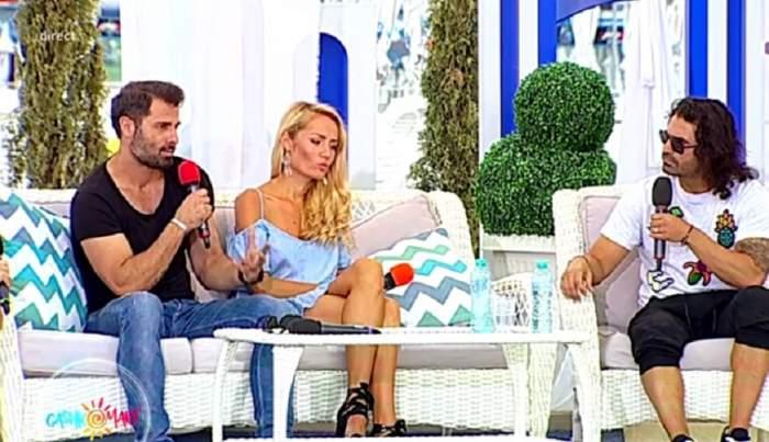 """VIDEO / Raul de la """"Insula Iubirii"""", în lacrimi la TV! Ce a păţit sexy-ispita masculină"""