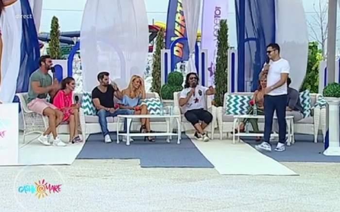 """VIDEO / Le-a luat la rost în direct, la TV! Liviu Vârciu către ispitele de la """"Insula Iubirii"""": """"Bă, vouă nu vă e ruşine un pic?!"""""""
