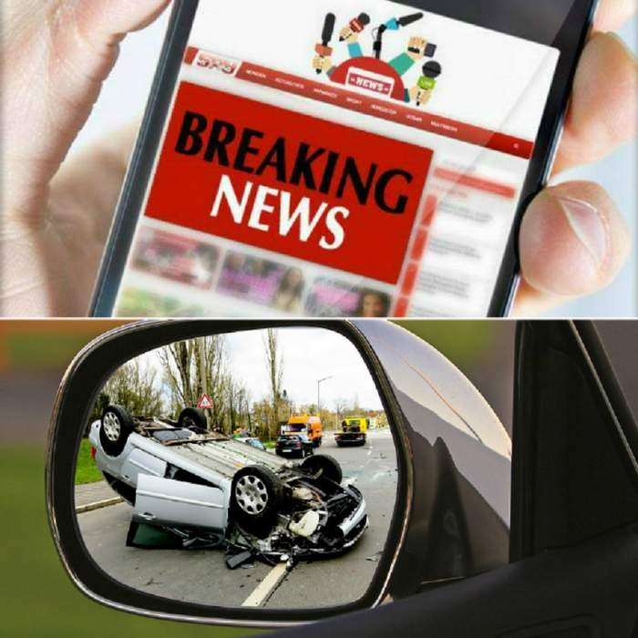 Ambasador român, implicat într-un accident grav