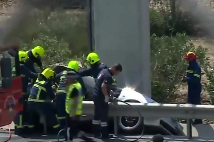 VIDEO / Doi români, ucişi într-un accident pe o autostradă din Cipru! Plângi cu suspinde când afli cum i-au găsit autorităţile