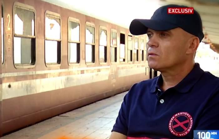 VIDEO / Mecanicul din trenul morţii, mărturii teribile din ultimele clipe de viaţă ale Alexandrei şi ale fiicelor sale