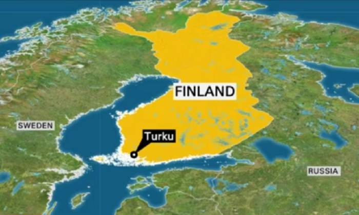 VIDEO / AL DOILEA ATAC, comis în Finlanda! Imagini terifiante cu victimele înjunghiate, care zac în bălţi de sânge