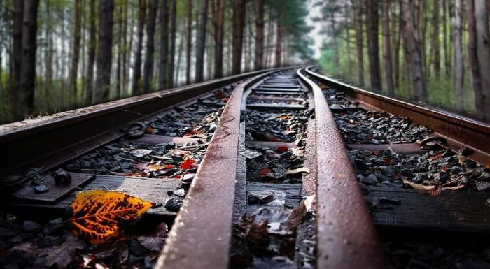UPDATE: Accident feroviar grav în Timiş. Un bărbat şi-a pierdut viaţa