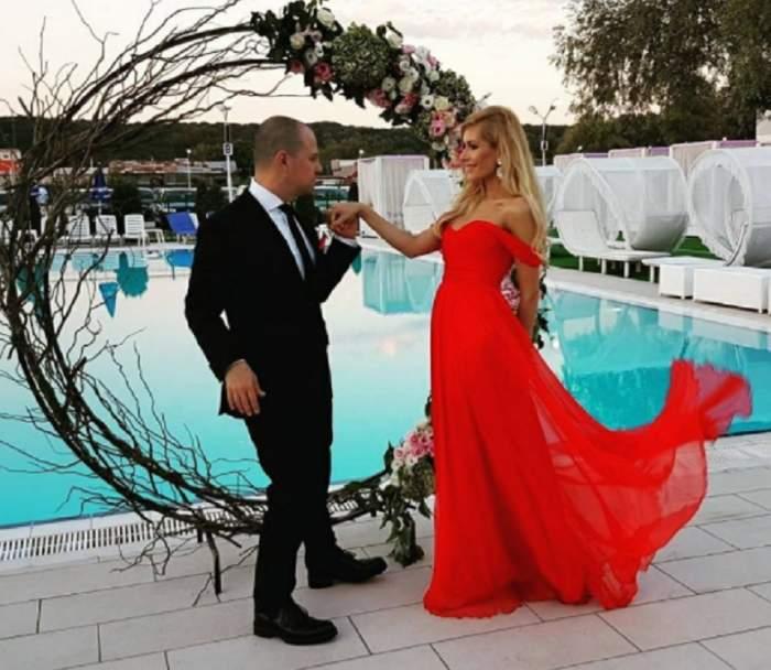 Primele declarații ale lui Dan Badea și ale iubitei lui după ce s-au căsătorit