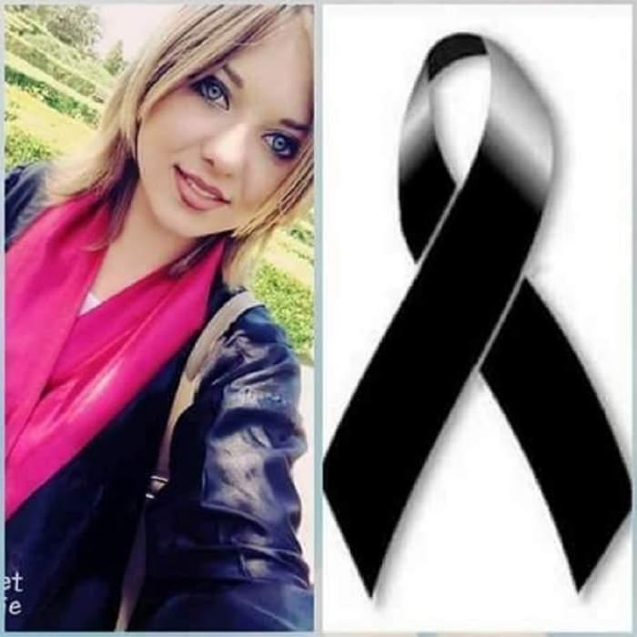 FOTO / Mesaje TULBURĂTOARE după moartea Cristinei, TÂNĂRA care şi-a găsit SFÂRŞITUL în drum spre nuntă!
