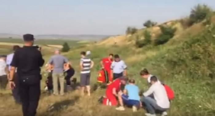 VIDEO / Cine era pilotul care și-a pierdut viața în tragedia aviatică din Iași! Supraviețuitorul e încă în stare gravă