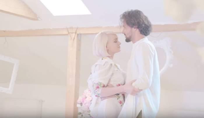"""VIDEO / Scrisoarea prin care Maria Constantin a anunţat despărţirea de Marcel Toader: """"De tine am fugit departe"""""""