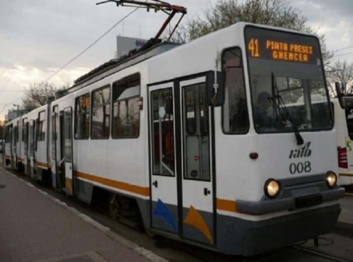 Haos în Bucureşti! Circulaţia tramvaiului 41 va fi suspendată pentru două zile. Mii de călători, afectaţi