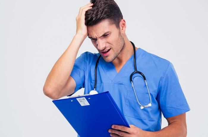 """Moarte suspectă în Iaşi! Medicii nu ştiu ce l-a răpus pe bărbat: """"Pacientul a murit, noi continuăm"""""""