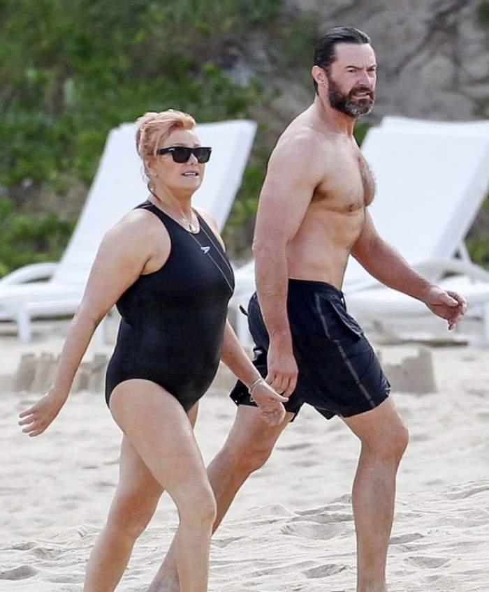 """Suflet pereche cu... greutate. Ele sunt celebritățile ale căror soții nu se încadrează la """"idealul"""" 90-60-90"""