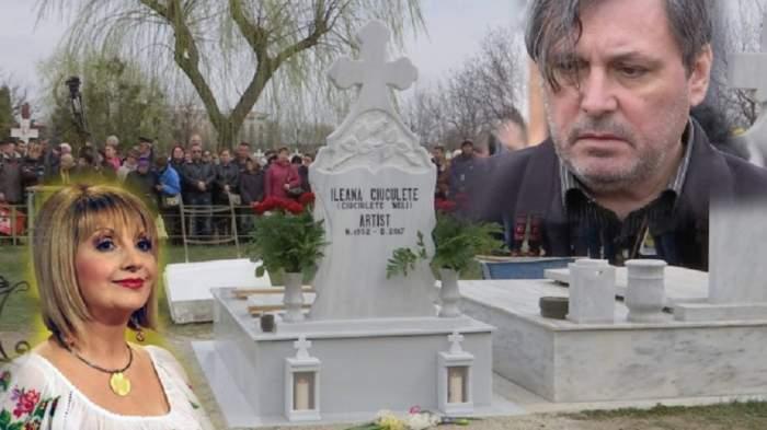 Cornel Galeș, decizie neașteptată pentru parastasul de 6 luni al Ilenei Ciuculete! Nu-l va face alături de familie