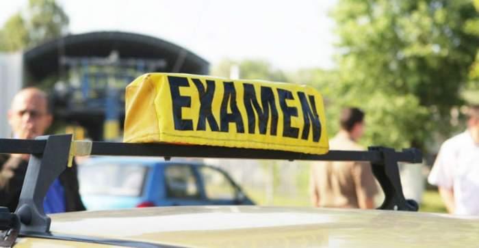 Ca la noi pe nicăieri! În Târgoviște se plătește taxă la biserică pentru cei care susțin examenul auto