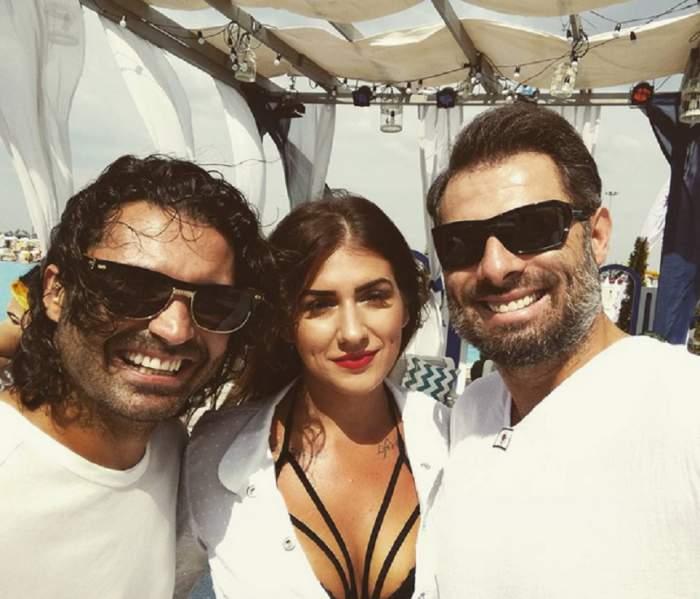 """De ziua lui, Raul a pus o poză cu Alexandra de la """"Insula Iubirii"""" şi un mesaj emoţionant: """"Iubirea înseamnă libertate"""""""