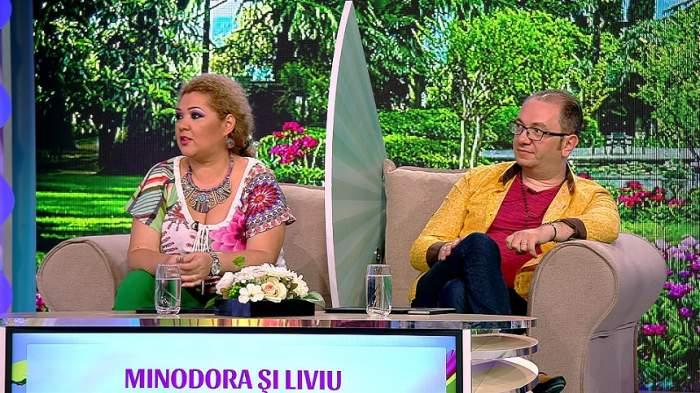 """Minodora, anunţ inedit la """"2k1"""": """"După emisiunea asta, divorţez! Păi până când o viaţă amară?"""""""