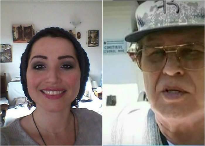 Incident neplăcut la priveghiul Patriciei! Ce s-a întâmplat cu sicriul în care este trupul fiicei lui Marius Ţeicu