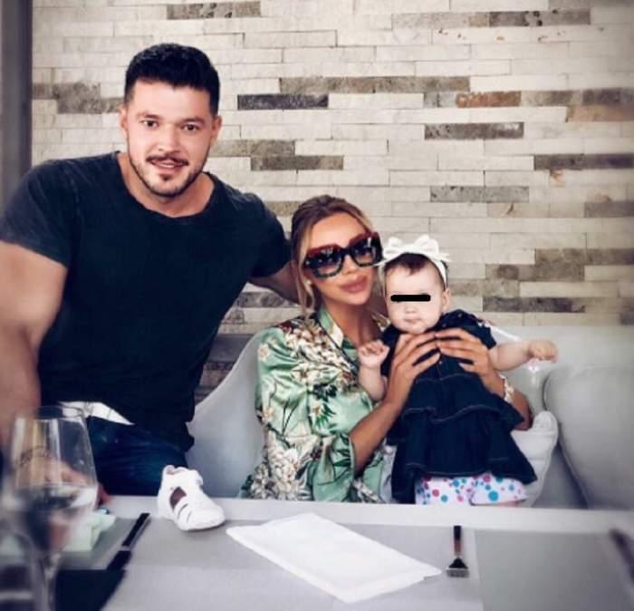 """VIDEO / Victor Slav, filmat în timp ce se juca cu fiica sa! Fanii sunt îngrijoraţi: """"Poate să-i afecteze şoldurile şi coloana"""""""