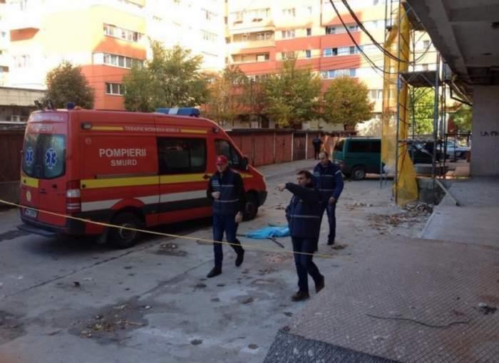 Tragedie la Vâlcea! Un bărbat de 45 de ani s-a aruncat de la etajul 10. Motivul a șocat autoritățile