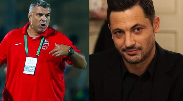 EXCLUSIV! Cosmin Olăroiu şi Mirel Rădoi au devenit patroni de club în Liga I! Ce echipă au cumpărat şi cât au plătit răsfăţaţii deşertului