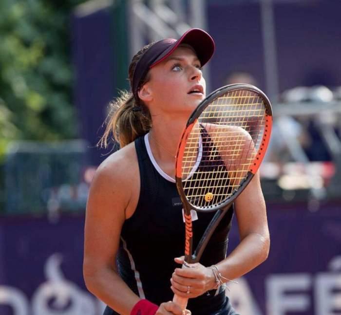 Victorie! Ana Bogdan, calificată în turul al doilea la US Open