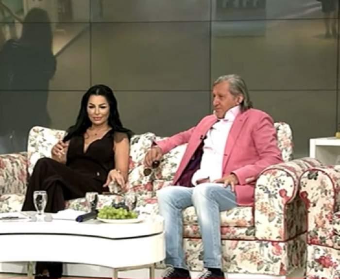 """FOTO / Prima apariţie TV a lui Brigitte şi Ilie Năstase de la anunţul divorţului! Unde s-a ajuns: """"A vrut să mă omoare"""""""