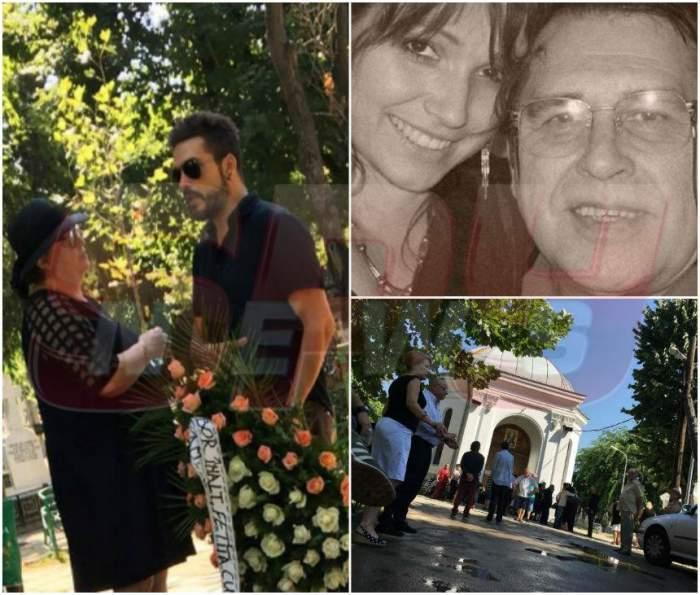 Adi Despot, ultim omagiu pentru Patricia Ţeicu! Artistul şi-a ascuns lacrimile sub ochelarii de soare