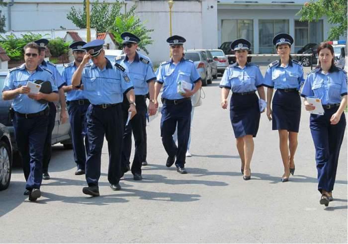 E oficial! Salariile poliţiştilor cresc! Ce se întâmplă cu indemnizaţia pentru creşterea copilului