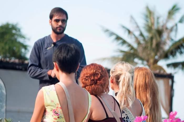 """FOTO / Momente dramatice pe """"Insula iubirii""""! Despărțirea de ispite și întâlnirea cu foștii parteneri stârnesc reacţii"""