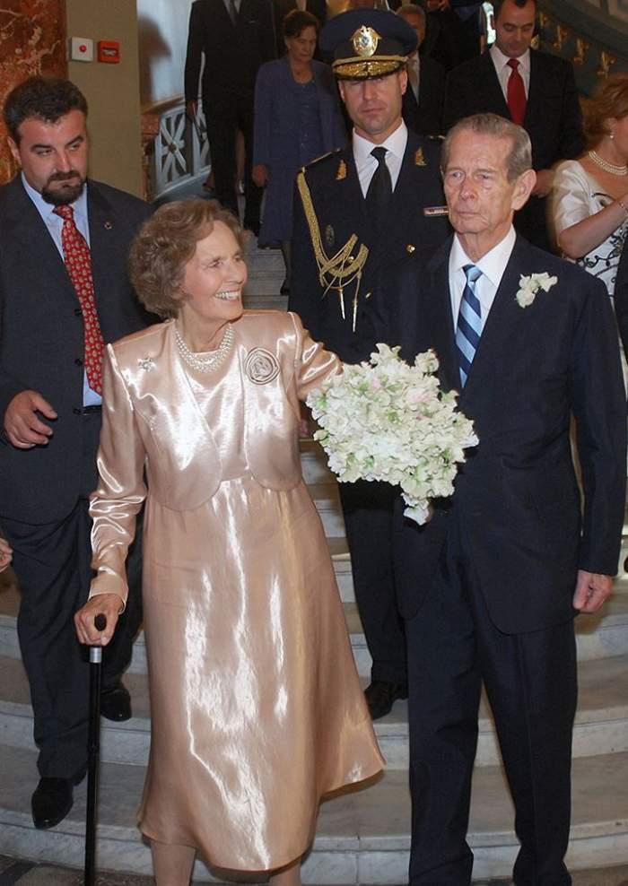 Anunţ de ultimă oră despre Regele Mihai! Declarațiile  Principesei Margareta