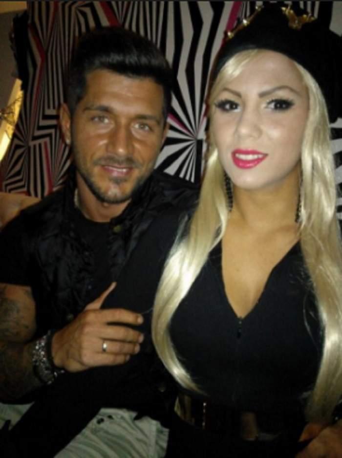 FOTO  / Cristina și Andrei, foști concurenți la MPFM, nuntă de vis! Toată lumea a fost atentă la ce avea în piept blondina