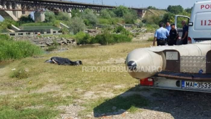 Tânăr de 30 de ani, mort în râul Buzău! O echipă ISU încă îi caută trupul