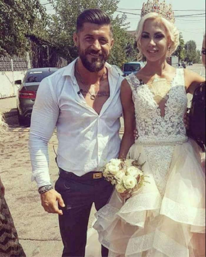 VIDEO / Moment emoţionant la nunta Cristinei şi a lui Andrei, foşti concurenţi la MPFM! Dansul mirilor i-a dat gata pe invitaţi