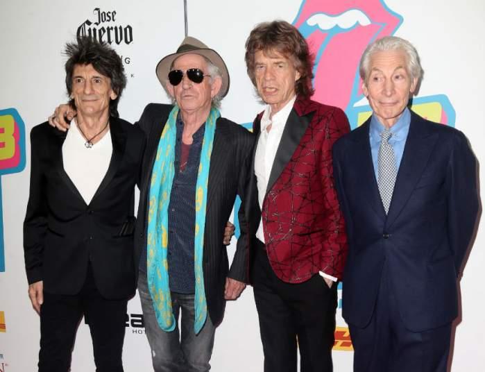 VIDEO / Chitaristul de la The Rolling Stones refuză să mai lupte împotriva cancerului! S-a pregătit să-şi ia ADIO de la familia sa
