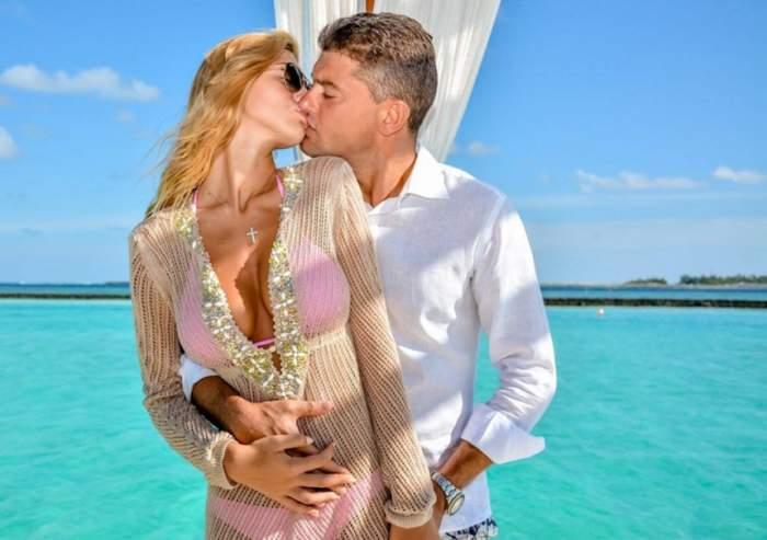 VIDEO / Cristian Boureanu, vizitat de iubita și de fiica lui! De ce Laura Dincă este acum fericită / Declarații EXCLUSIVE