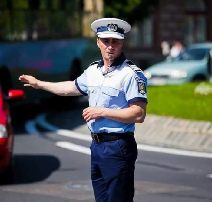 VIDEO / Poliţistul vedetă al României a dat chix la admiterea de la Academia de Poliţie! O minune l-ar ajuta să devină student