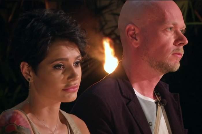 """VIDEO / Diana de la """"Insula Iubirii"""", motivul HALUCINANT pentru care a căzut în spită! Prima dată faţă în faţă cu Ben, după despărţire"""