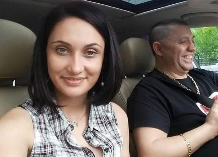 FOTO / Flori, fosta lui Nicolae Guță, este însărcinată! L-a părăsit pe manelist și s-a întors la iubitul din Italia