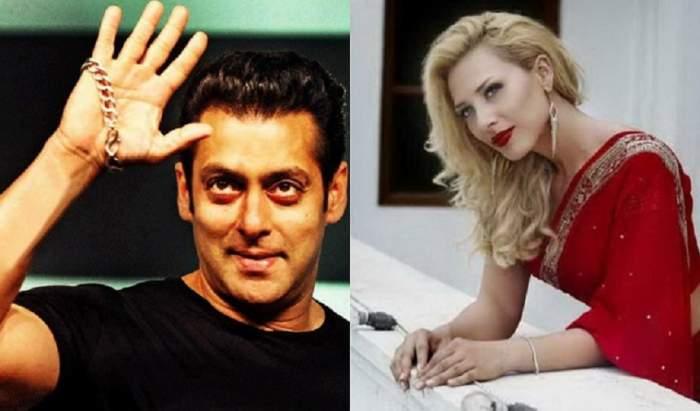 VIDEO / Iulia Vântur are toate motivele să fie geloasă! Zeci de femei au pus ochii pe Salman Khan