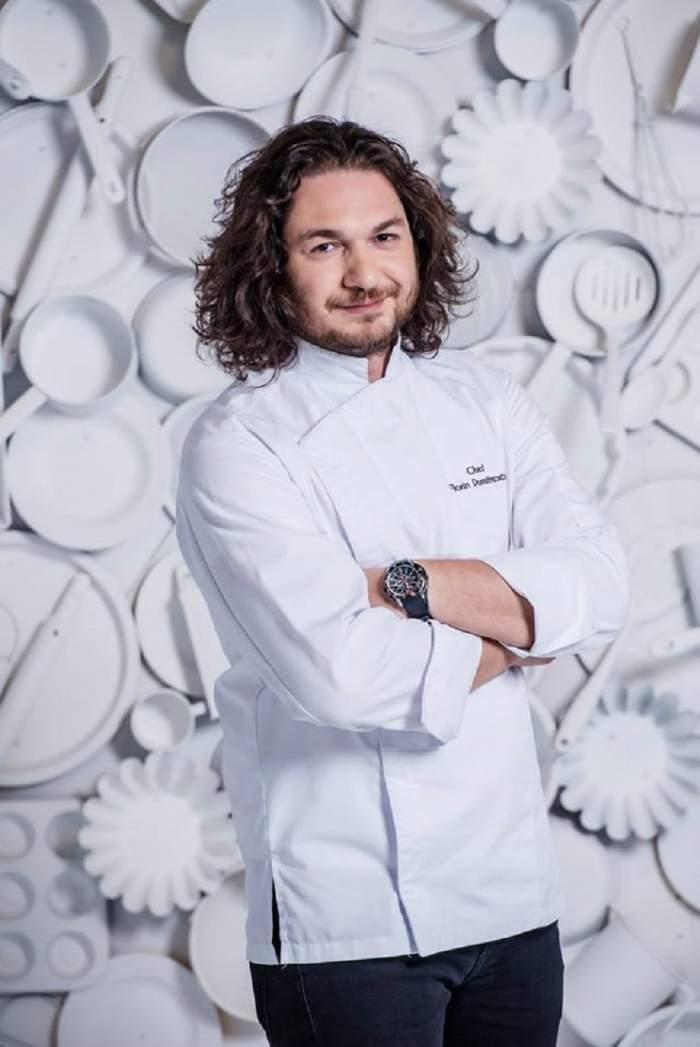 VIDEO / Dieta cu care Chef Florin Dumitrescu a topit 10 kilograme într-o lună!